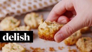 Crab Cake Bites  Delish