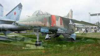 Russia Monino Central AirForce Museum Монино モニノ空軍博物館