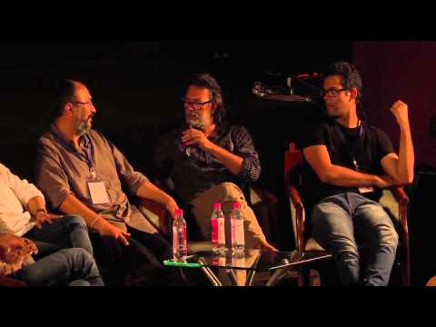 Script Lab I Panel Discussion I MFF 2014