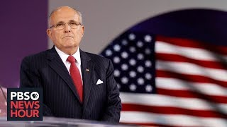 How Rudy Giuliani went from