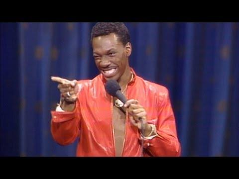 Eddie Murphy is listed (or ranked) 4 on the list The Funniest Stand Up Comedians Of All Time