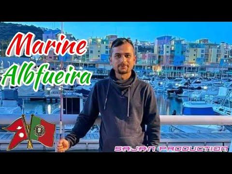 Portugal Albfueira marine