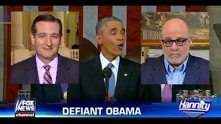 • Ted Cruz and Mark Levin • State of the Union • Hannity • 1/21/15 •