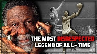 Why Bill Russell is the MOST DISRESPECTED NBA Legend of All-Time