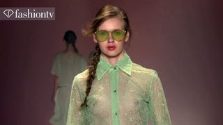Alessa Spring/Summer 2014 Show | FFW Fashion Rio | FashionTV