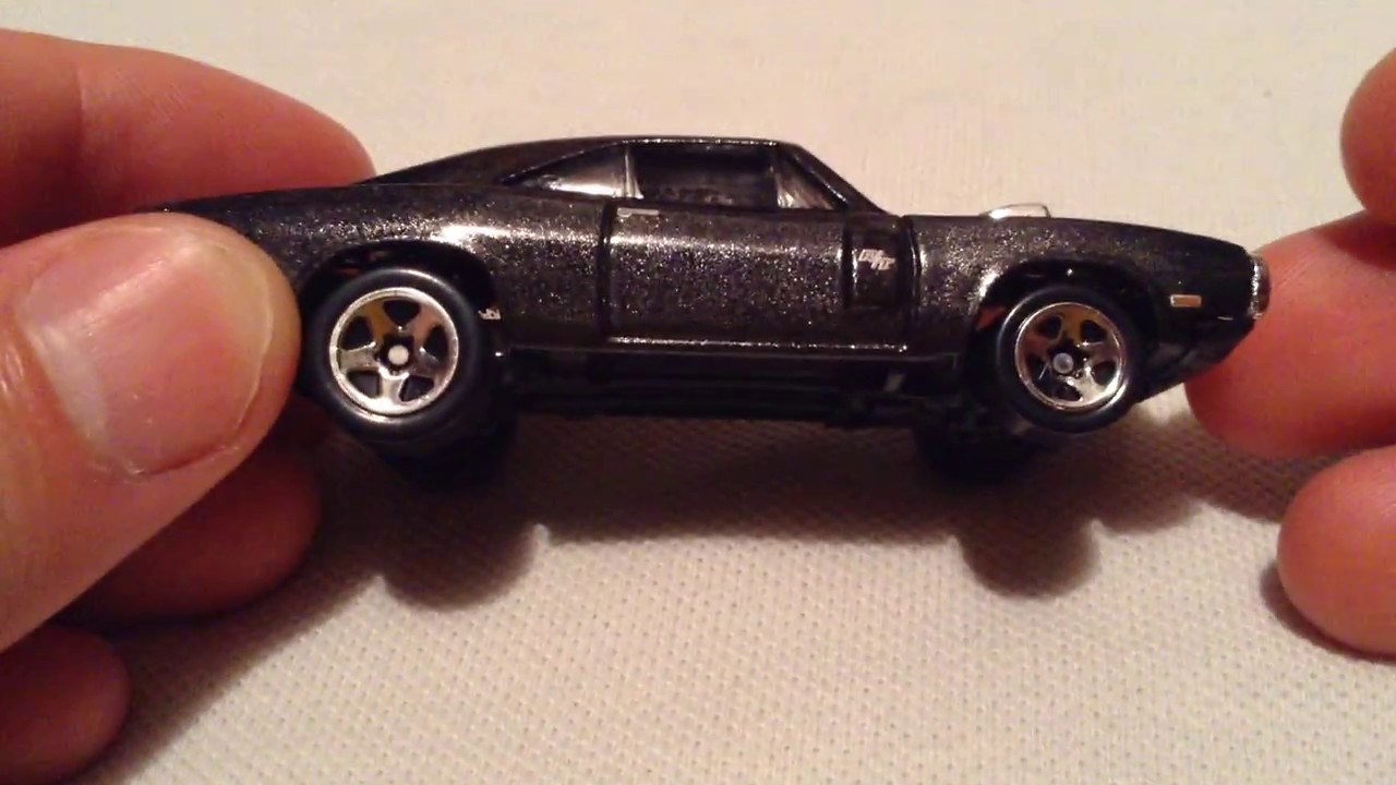 Hot Wheels 1970 Dodge Charger R T 2016 Walmart Exclusive Fast