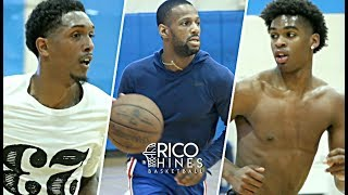 Rico Hines Private Run featuring Lou Will, Pierre Jackson, Josh Christopher + MORE!