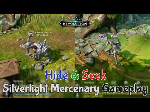 [Lineage2 Revolution] Silverlight Mercenary Tips & Trick - Hide & Seek Event