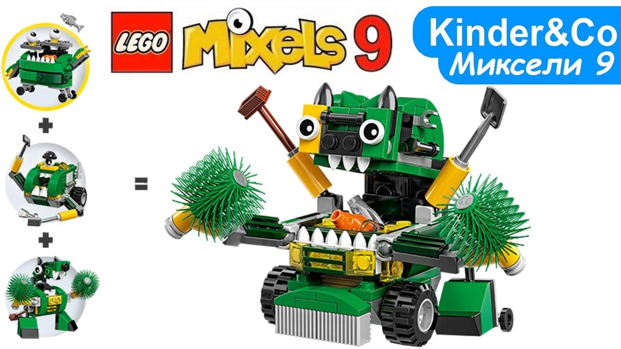лего брик джип схема brick 405