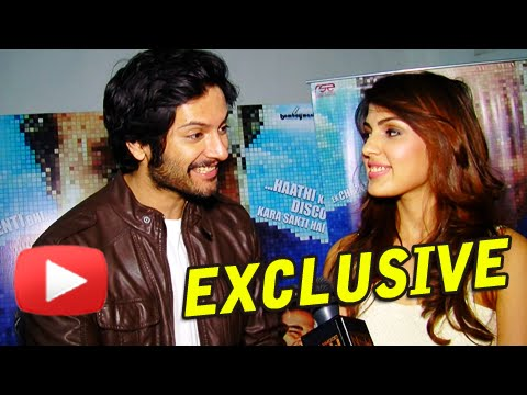 Rhea Chakraborty And Ali Fazal Exclusive Interview | Sonali Cable