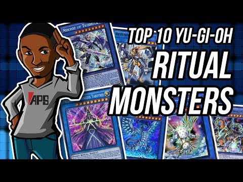 Top 10 Best Ritual Monsters in Yu-Gi-Oh!