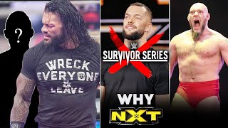 Roman Reigns ka 'NEW CHELA'... Reason Why NO NXT in Survivor Series, Rusev Vs Fans, Punk Vs Reigns