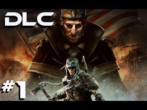 Assassin's Creed 3 DLC - Die Tyrannei von König George Washington - Die Schande Part 1 [Full-HD]