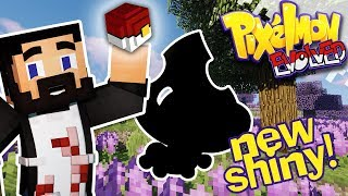 MINECRAFT PIXELMON EVOLVED! - EP09 - A Very Lucky Episode! (Pokemon In Minecraft)