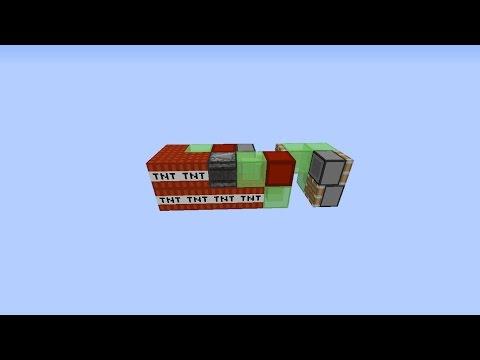 Minibolt Torpedo - TNT Missile + Tutorial (Java Edition 1.11+)
