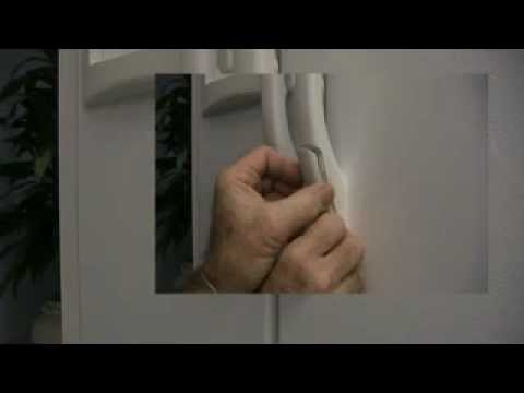 Refrigerator Door Handle Part 218762703 How To Rep