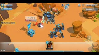 Clancraft (by Shenzhen Bingchuan Network Co.,Ltd.) - strategy game for android - gameplay.