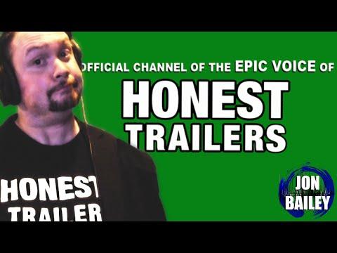 HONEST TRAILER EPIC VOICE - JON BAILEY OFFICIAL CHANNEL