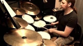 How to play 2 of 10 - Vinnie Colaiuta - BR Memorial '89 - Dr-Trio