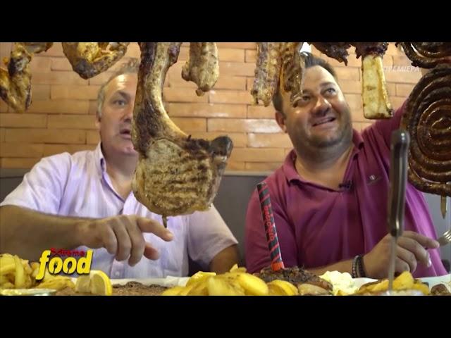 EXTREME FOOD Επεισόδιο 1