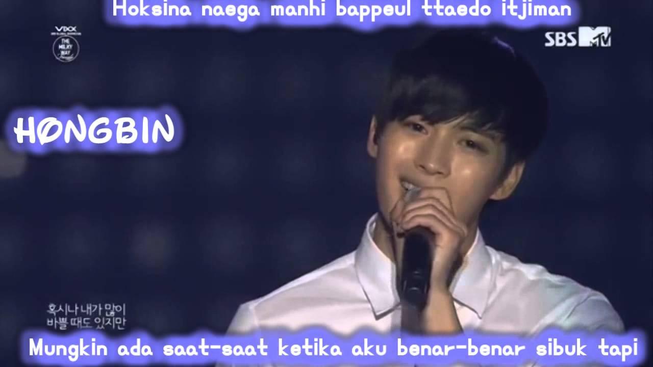 VIXX Love letter Indonesia Sub