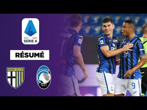 Serie A : L'Atalanta arrache une précieuse victoire à Parme