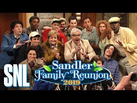 Kat Jackson - Adam Sandler Hosts SNL