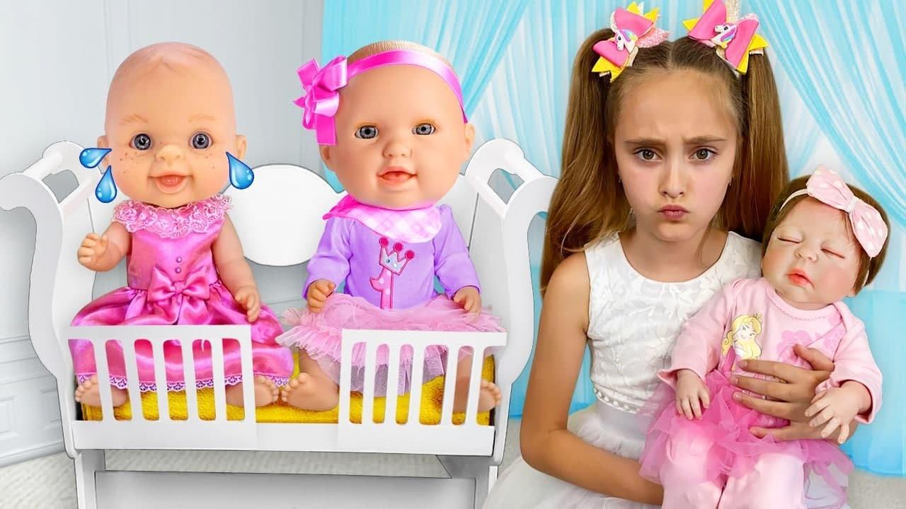Sasha y la buena niñera  Historia divertida con bebé para niños