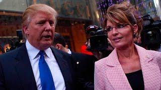 GOP Buyer's Remorse – Even Sarah Palin Is Already Sick Of Trump