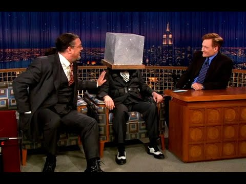 """Download Penn & Teller Do A Publicity Stunt - """"Late Night With Conan O'Brien"""""""