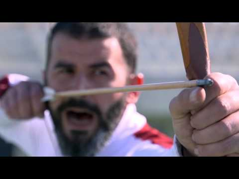 Traditional Turkish Archery