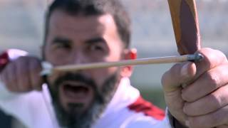 Traditional Turkish archery