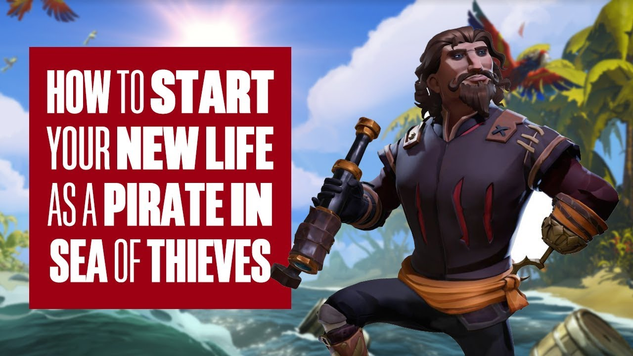 Sea of Thieves guide - how to start Voyages, quest structure