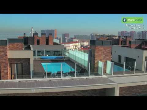 Apartamento Penthouse de Luxo em Lisboa, piscina privativa aquecida | Parque das Nações