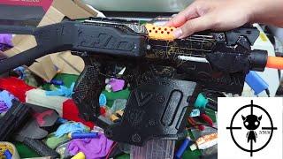 เนิร์ฟบ้าโม : Golden Grim Ripper ยิงทีจองหลุมเลย 120-150 FPS !!