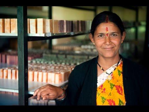 Empowering Women- SOS Organics