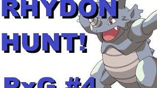 PxG#4 Donde subir de lvl 80 - 100 RAPIDO [Rhydon Hunt] + [CATCH] (ESPAÑOL)