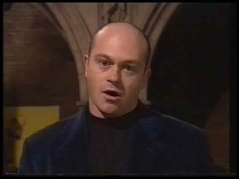 Ross Kemp reads Seamus Heaney