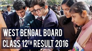 West Bengal Board results declared on official website