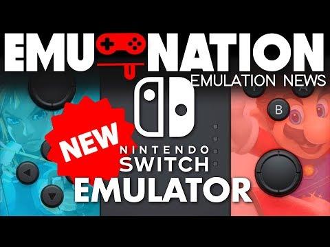 EMU-NATION: Yuzu - Play Nintendo Switch Games on PC?!