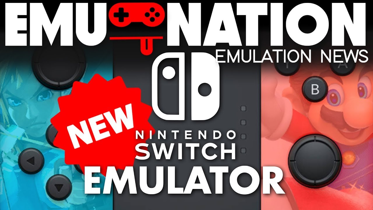 EMU-NATION: Yuzu - Play Nintendo Switch Games on PC?! - Arcade Punks