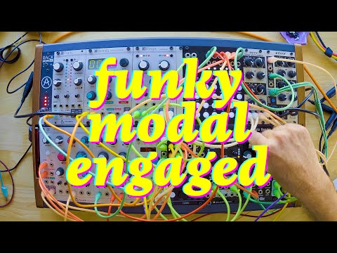Getting Funky with Mutable Instruments Elements (Performance)