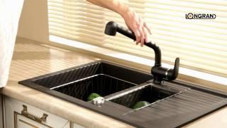 видео Мойка для кухни Longran Ultra ULS 780.500