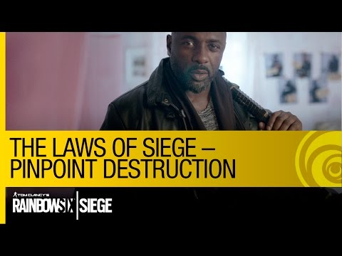 Tom Clancy's Rainbow Six Siege Official - The Laws of Siege – Pinpoint Destruction [US]