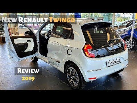New Renault Twingo 2019 Review Interior Exterior