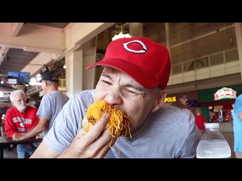 Yes, I'm Disgusting (Great American Ball Park)