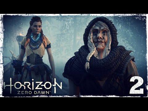 Смотреть прохождение игры [PS4] Horizon Zero Dawn. #2: Старая Грата.