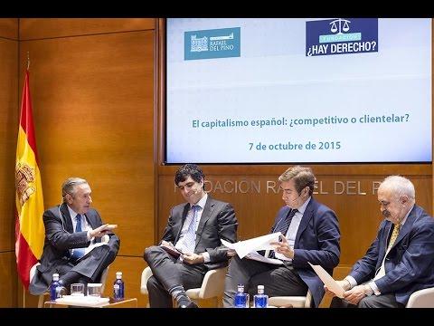 El capitalismo español: ¿competitivo o clientelar?