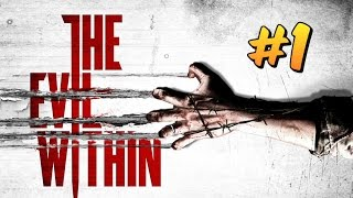 The Evil Within - Gameplay - Jogo difícil BAGARAi!