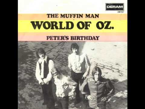 World of Oz The Muffin Man